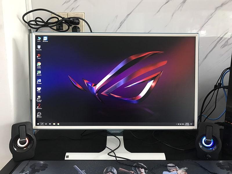 Nâng cấp màn hình máy vi tính giúp cải thiện tình trạng nhức mỏi mắt